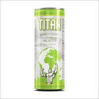 Energy Drink Mojito