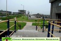 C.E.T.P Plant Bawana