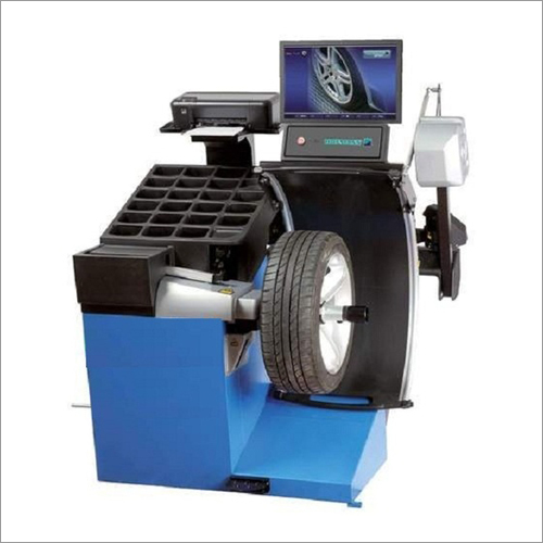 Optima Wheel Balancer