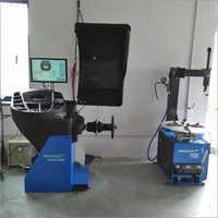 Automatic Wheel Balancer