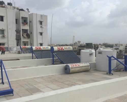 Pressurized Solar Water Heater
