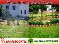 Horticulture Park Construction Service