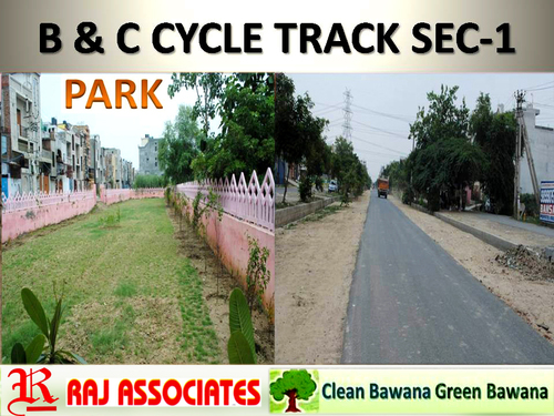 Greenry & Park