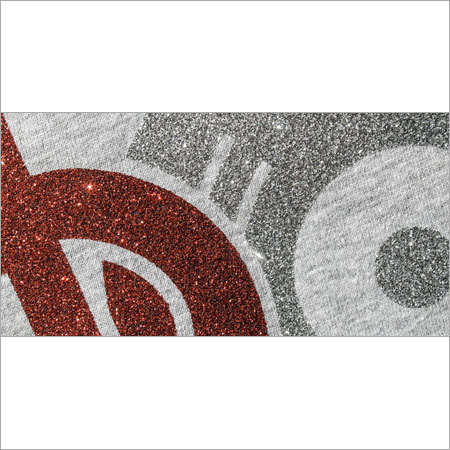 Glitter Plotter Cut
