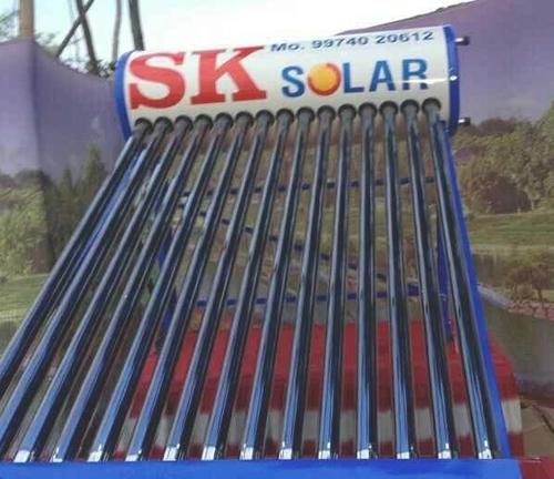 Flat Panel Solar Water Heater