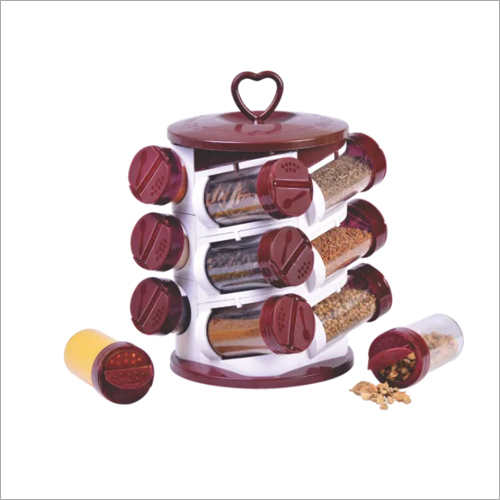 Spice Jar Set ( 12 Pieces )