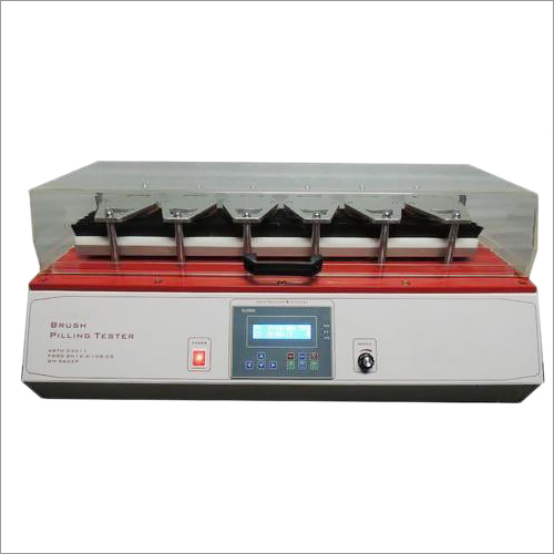Brush & Sponge Pilling Tester