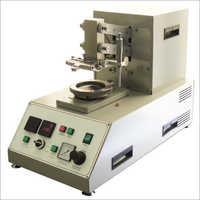 Abrasion and Pilling Testing Machine