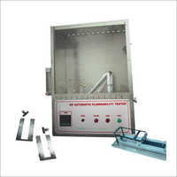 Flammability Tester 45 Degree