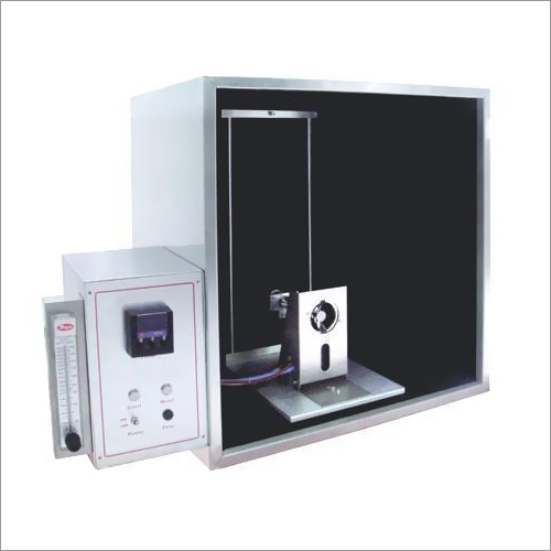 NFPA 701-1 Flammability Tester