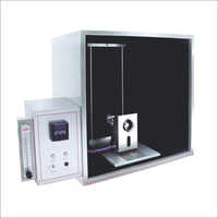 Nfpa 701-1 Flammability Tester
