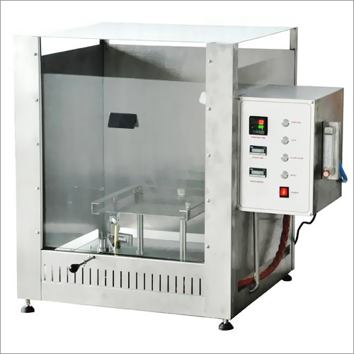 Flammability Testing Machine
