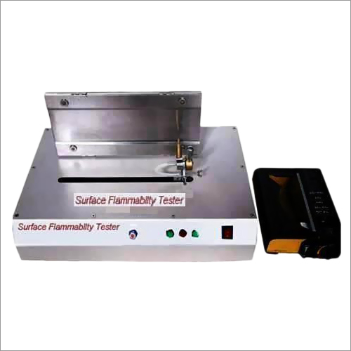 Surface Flash Testing Machine