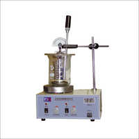 Leather Contraction Temperature Tester
