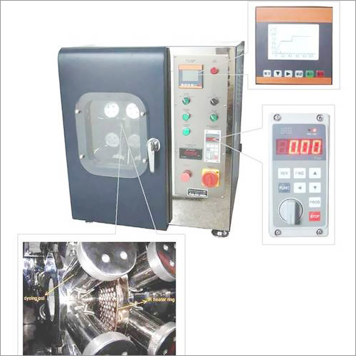 Infrared Lab Dyeing System