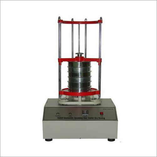 Dry Sieving Opening Size Tester