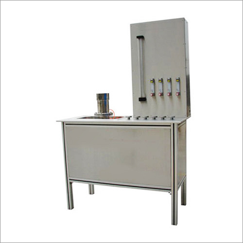 Water Permeability Tester