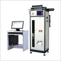 Automatic Single Yarn Strength Tester