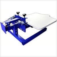 Screen Printing Table for T-Shirt Printing
