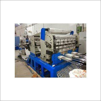 Roll Punching Machine