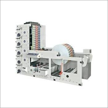 Automatic Roll Printing Machine