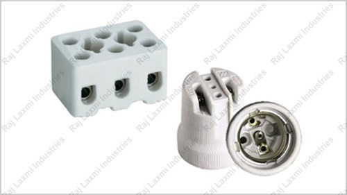 Porcelain Socket and Terminal
