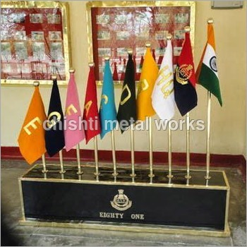 Company Flag Stand