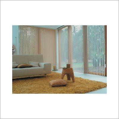 Living Room Vertical Blind
