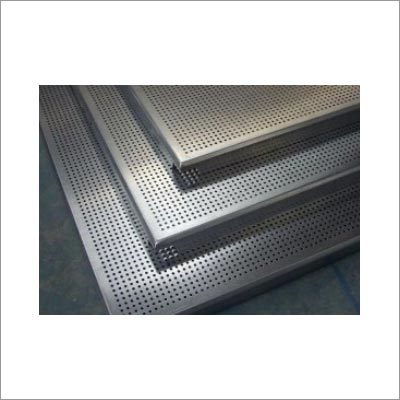 False Ceiling Metal Ceiling Perforated