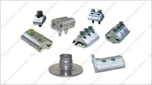 Aluminium Earthing Components