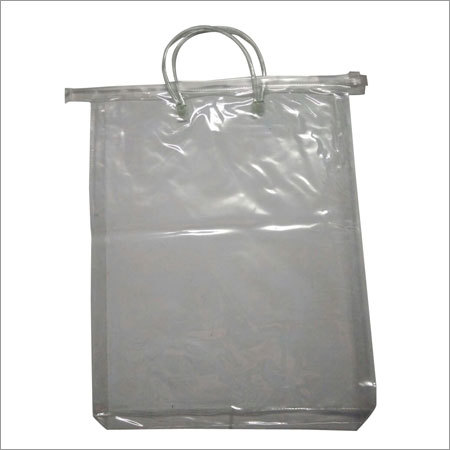 PVC Plastic Packaging Pouch