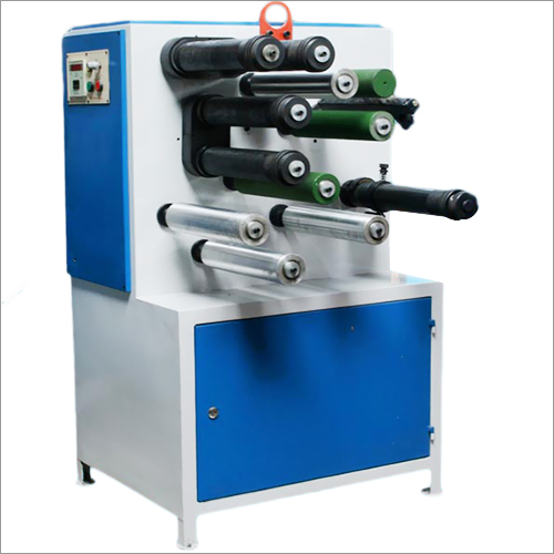 Mini Slitting Rewinding Machine