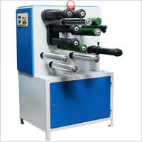 Mini Slatting Rewinding Machine