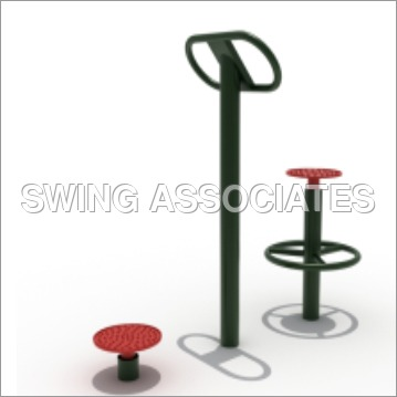 Sitting And Standing Twister