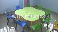 Colorfull Dining Table