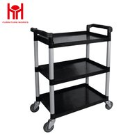 Hotel Service Cleaning Trolley in Wholesale Price