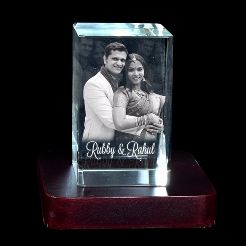 3D Crystal Personalized Gift (3D-1004)