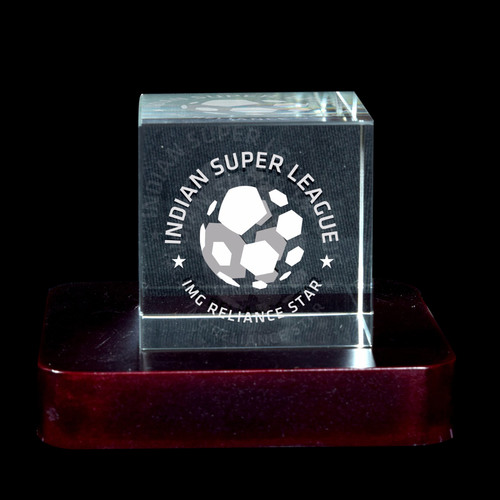 3D Crystal Personalized Gift (3D-1006)