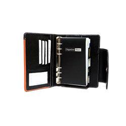 Leather Organiser Diary