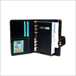 PU Leather Organiser Diary