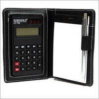 Pu Leather Pocket Calculator