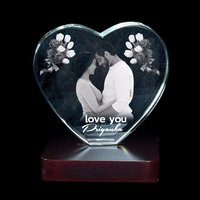 3D CRYSTAL LOVE SIGN GIFT