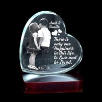 3D Crystal Personalized Gift (3D-1143D)