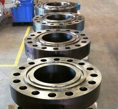 RTJ WN Flanges