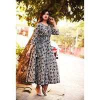 Frock Style Kurti Collection
