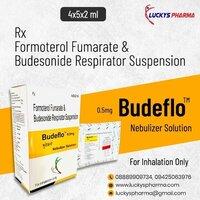Formoterol Budesonide Respule