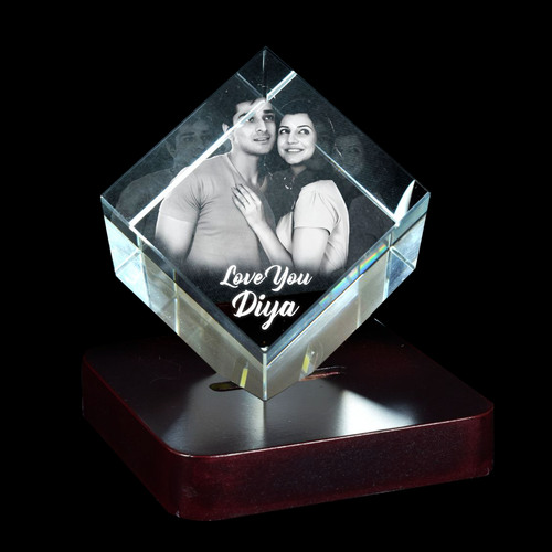 3D Crystal Personalized Gift (3D-1105)