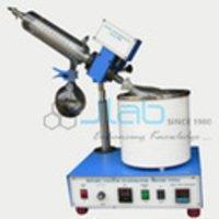 Rotary Vacuum Flash Evaporator (Buchhi Type)