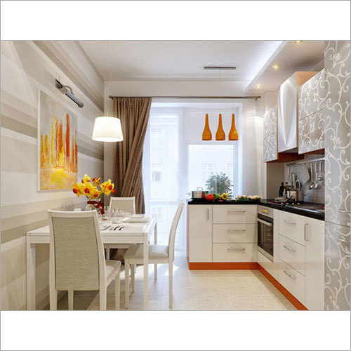 Designing Small Kitchen With Dining