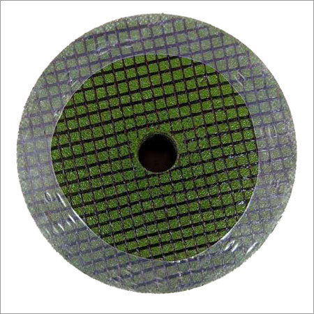 Cut Off Wheel-100x1x16 Green